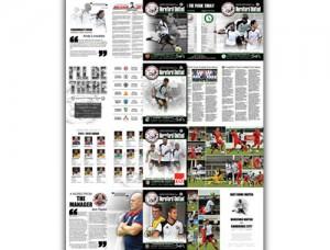 Matchday Programme Design & Print