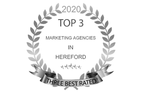 Three Best Rated - 1 of 3 Best Marketing Agencies in Hereford 2017, 2018 , 2019 & 2020