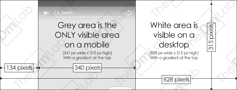 Facebook Page Cover Image Dimensions July 2018 - The DM Lab