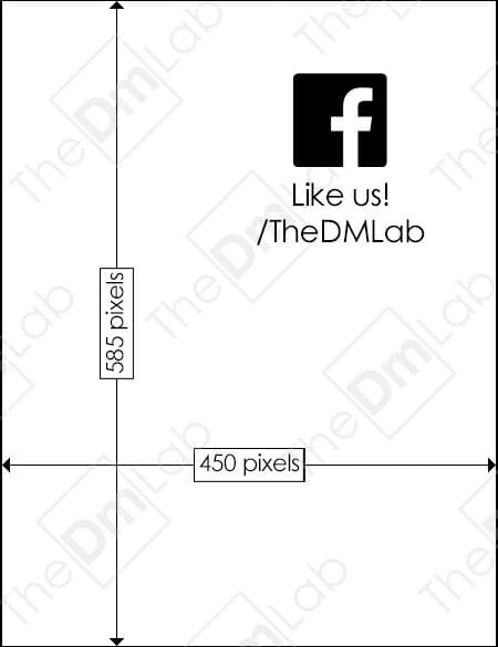 Facebook & Twitter Image Size Basics - The DM Lab