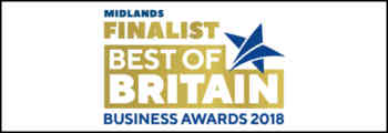 Best of Britain Awards Finalist