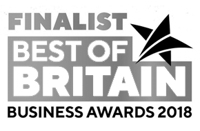 Best of Britain Awards 2018 Finalist - 1 of 2 Midlands Region Finalists & 1 of 10 Finalists Nationwide