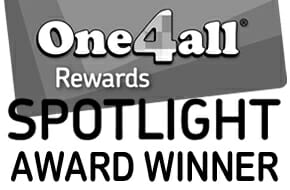One4all Spotlight Award Winner