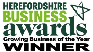 Herefordshire Business Awards Winner