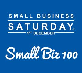 Small Biz 100 Logo