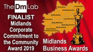 Midlands Business Awards Finalist