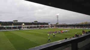 Hereford FC Match