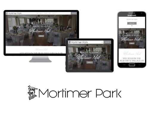 Mortimer Park Website Development