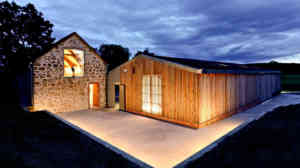 Canwood Gallery - External