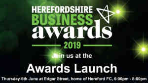 Herefordshire Business Awards Launch