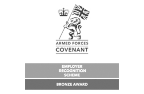 Defence Employer Recognition Scheme - Bronze Award