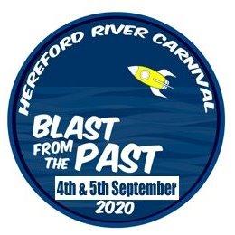 Hereford River Carnival Logo 2020