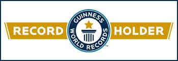 Guinness World Record Holders!
